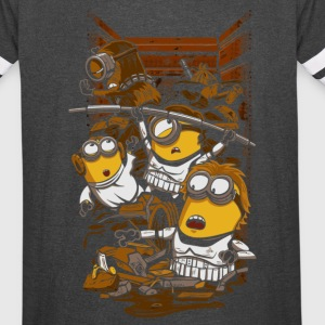 Minion Busted - Vintage Sport T-Shirt