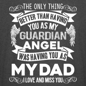 My Dad I Love And Miss You Tee Shirt - Vintage Sport T-Shirt