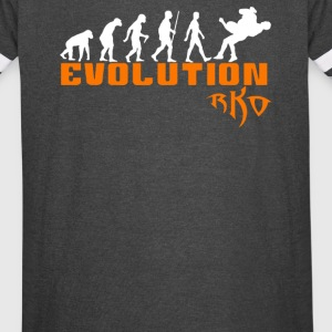 Evolution - Vintage Sport T-Shirt