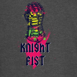 KNIGHT FIST COLORFUL - Vintage Sport T-Shirt