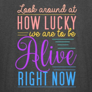 Alive right now - Vintage Sport T-Shirt