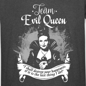 Team Evil Queen - Vintage Sport T-Shirt