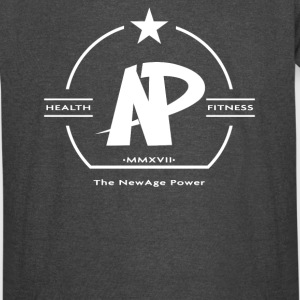 The NewAge Power T-Shirt Black - Vintage Sport T-Shirt