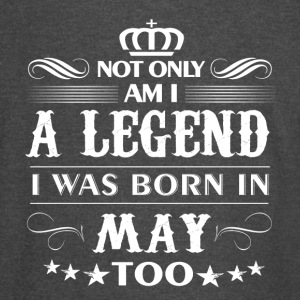 May month Legends tshirts - Vintage Sport T-Shirt