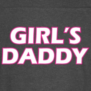 Awesome Girls Daddy - Vintage Sport T-Shirt