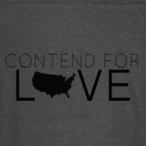 Contend For Love - Vintage Sport T-Shirt