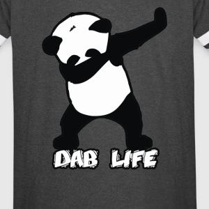 Bear dab life Cyber System - Vintage Sport T-Shirt