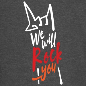 We Will Rock You - Vintage Sport T-Shirt
