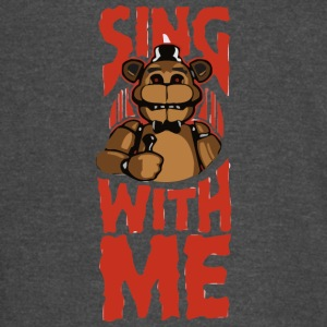 sing with me - Vintage Sport T-Shirt