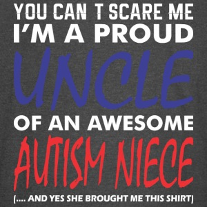 Look Beyond The Autism And See My Incredible Niece - Vintage Sport T-Shirt