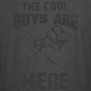THE Cool Guys Are Here papa T-shirt - Vintage Sport T-Shirt