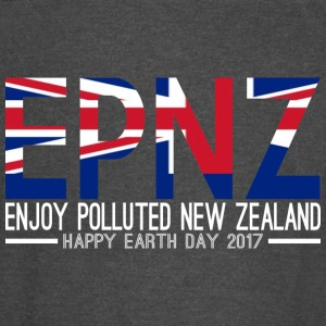 EPNZ Enjoy Polluted New Zealand Happy Earth Day - Vintage Sport T-Shirt