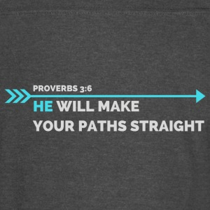 Proverbs 3:6 - Vintage Sport T-Shirt