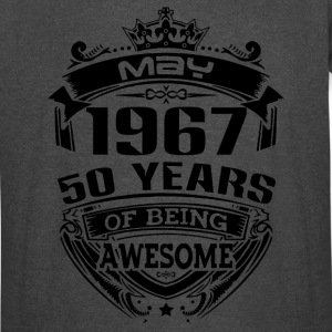 may 1967 50 years - Vintage Sport T-Shirt
