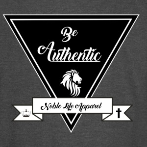 be authentic - Vintage Sport T-Shirt