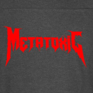 METATOXIC Text Logo - Vintage Sport T-Shirt