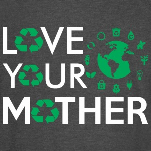 Love Your Mother Happy Earth Day 2017 - Vintage Sport T-Shirt