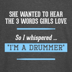 For all Drummers! - Vintage Sport T-Shirt