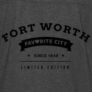Favorite City Fort Worth - Vintage Sport T-Shirt