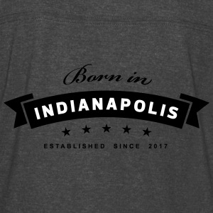 Born in Indianapolis - Vintage Sport T-Shirt