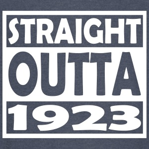 94th Birthday T Shirt Straight Outta 1923 - Vintage Sport T-Shirt