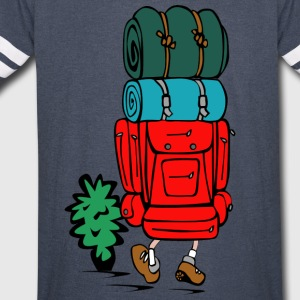 funny camping t shirts - Vintage Sport T-Shirt