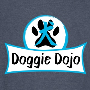 Enter The Doggie Dojo - Vintage Sport T-Shirt