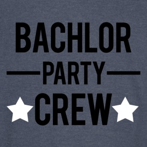BACHELOR PARTY CREW - Vintage Sport T-Shirt
