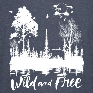 Wild and Free Products - Vintage Sport T-Shirt