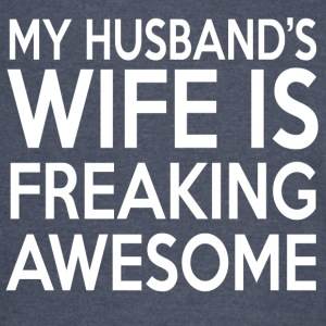 Awesome Wives - Vintage Sport T-Shirt