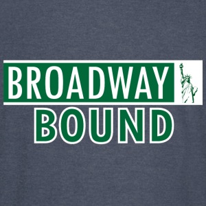 Broadway Bound - Vintage Sport T-Shirt