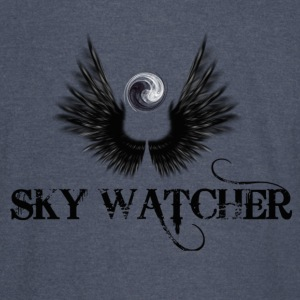 sky watcher - Vintage Sport T-Shirt