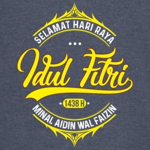 Eid Mubarak from Indonesia - Vintage Sport T-Shirt