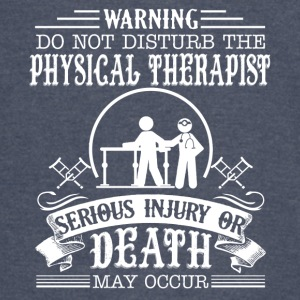 Physical Therapist Shirt - Vintage Sport T-Shirt