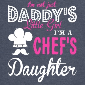 I'm A Chef's Daughter T Shirt - Vintage Sport T-Shirt