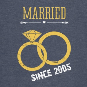 Wedding Anniversary Married since 2005 - Vintage Sport T-Shirt