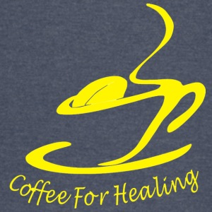 coffee for healing - Vintage Sport T-Shirt