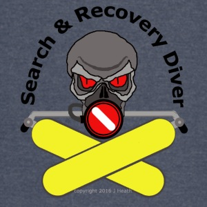 Search And Recovery Diver - Vintage Sport T-Shirt