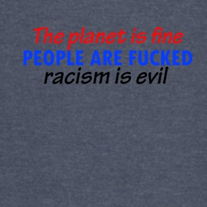 cool racist designs - Vintage Sport T-Shirt