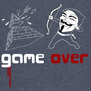 The Anonymous Game - Shirts, Hoodies - Vintage Sport T-Shirt