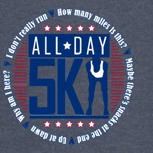 All Day 5K - Vintage Sport T-Shirt