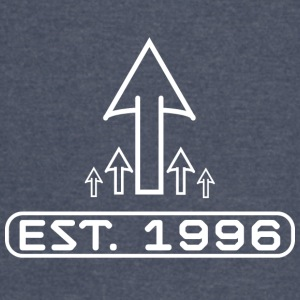 Established 1996 Dark - Vintage Sport T-Shirt