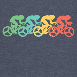 Retro Cycling Pop Art - Vintage Sport T-Shirt