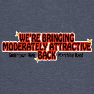 WE'RE BRINGING MODERATELY ATTRACTIVE BACK Smithtow - Vintage Sport T-Shirt