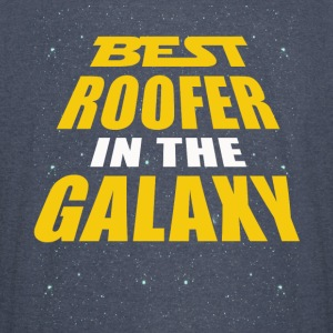 Best Roofer In The Galaxy - Vintage Sport T-Shirt