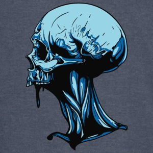 skull_with_neck - Vintage Sport T-Shirt