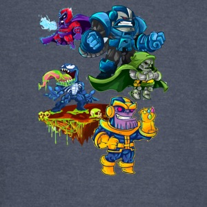 Marvel Villains - Vintage Sport T-Shirt
