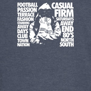 Casual Culture Football Terrace - Vintage Sport T-Shirt