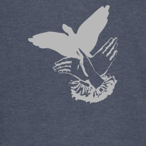 Shadowplay Bird Hands - Vintage Sport T-Shirt