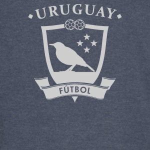 Uruguay World Football - Vintage Sport T-Shirt